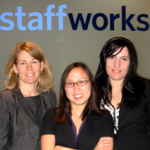 Image of Staffworks staff members