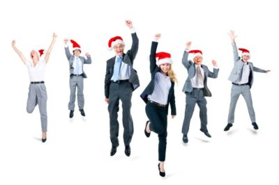Is job hunting during the holidays a waste of time?
